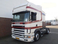 USED TRUCKS - SCANIA 114L 380 4X2 TRACTOR UNIT (LHD 2517)