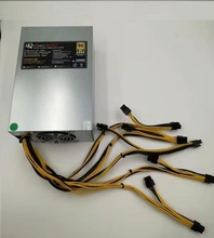 Ant OEM 1800 <span class=keywords><strong>W</strong></span> 220 V Bitcoin Unit <span class=keywords><strong>Power</strong></span> Supply Listrik Pertambangan untuk Antminer S9 S7 D3 L3 + A7 a6 Dayun Z1