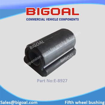 Fifth Wheel Bushing E-8927 With Polyurethane Material Or Rubber Material  For Holland - Buy Fifth Wheel,Fifth Bushing,E-8927 Product on Alibaba com