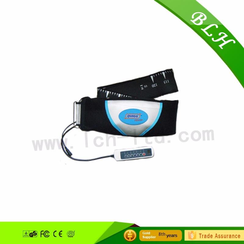 Health Care Slimming Body Massage Belt AB Gymnic Electronic Muscle Arm Leg Waist Abdominal Massager Slim Belt Weight Loss