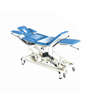 Remarkable Adjustable Electric Massage Bed Chiropractic Table Home Interior And Landscaping Elinuenasavecom