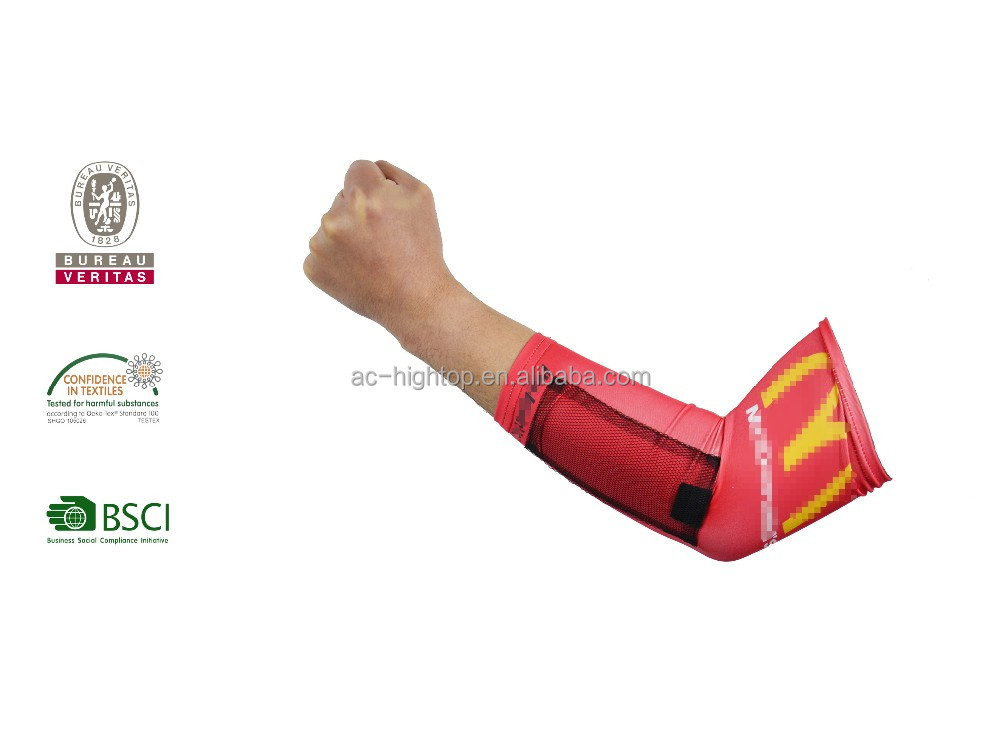 Cycling Arm sleeves Full sublimation printing basketball Warmer customize,Pro bicycle arm warmer, sport
