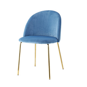 new style hotel dining chair High quality fabric living room beetle chair dining furniture