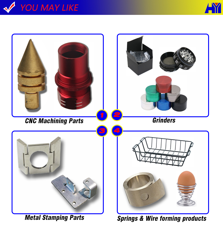Custom Precision Machinery Parts CNC Machining Part