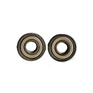 Two 6000Z Bearing for Zooma Ty Rod G Scooter Kragen Pep Boys 33cc gas scooter