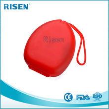 Free Reusable CPR Mask In Red Box First Aid