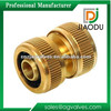Contemporary hot sell quick connect hose fittings brass