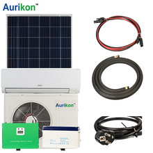 12000btu 100% solar airconditioner 12 v dc zonne-energie inverter centrale <span class=keywords><strong>airconditioning</strong></span> voor dubai
