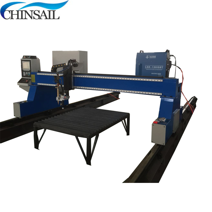 Discount price gantry cnc plasma and flame metal cutter/cnc plasma cutting equipment