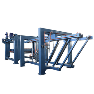 Automatic aac fly ash plant brick block cutting machine manufacturers