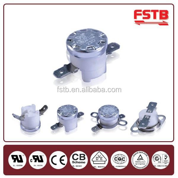 Ceramic Reset Temperature Cutoff Switch Thermal Protector