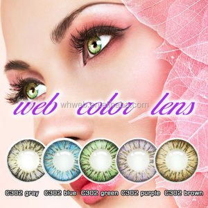 Good quality wholesale toric big eyes color contact lenses