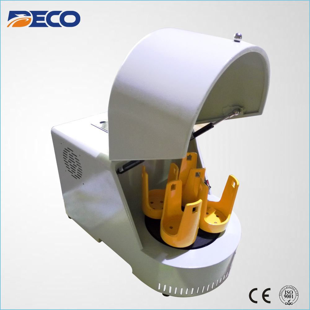 Wet&Dry Milling Lab Planetary Ball Mill Machine 0.4L