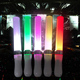 New concert glow stick 15-color glitter stick light up LED stick with LOGO