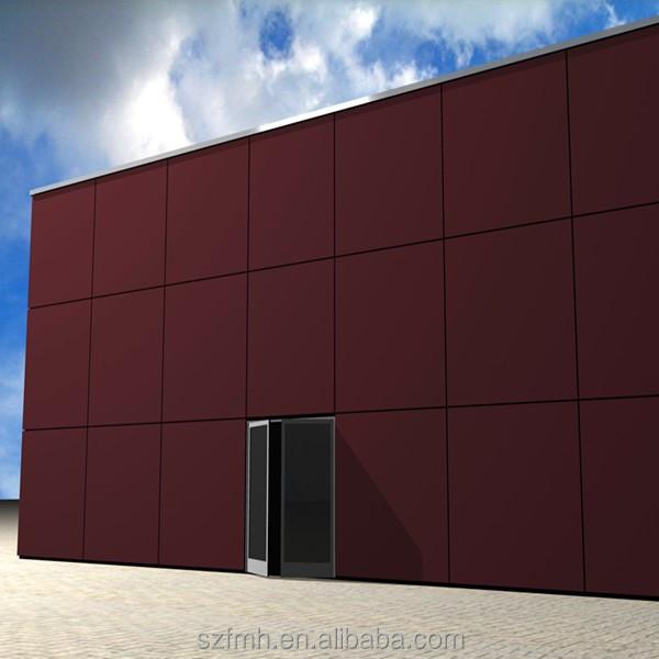 fmh compact stratifi hpl 6mm ext rieur hpl fa ade panneau. Black Bedroom Furniture Sets. Home Design Ideas