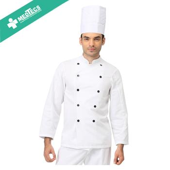 bf5453025ee Restaurante de comida rápida uniforme diseños para los hombres Chef Camisas  blanco