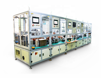 Lithium Battery Production Line with One-stop Service and Turn-key Project for Pouch Cell Cylinder Cell Coin Cell