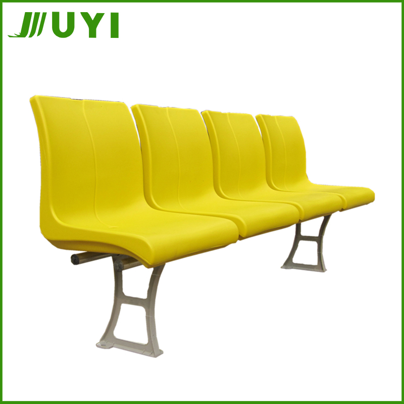 BLM-1417 Factory Price yellow plastic chair outdoor yellow plastic chair