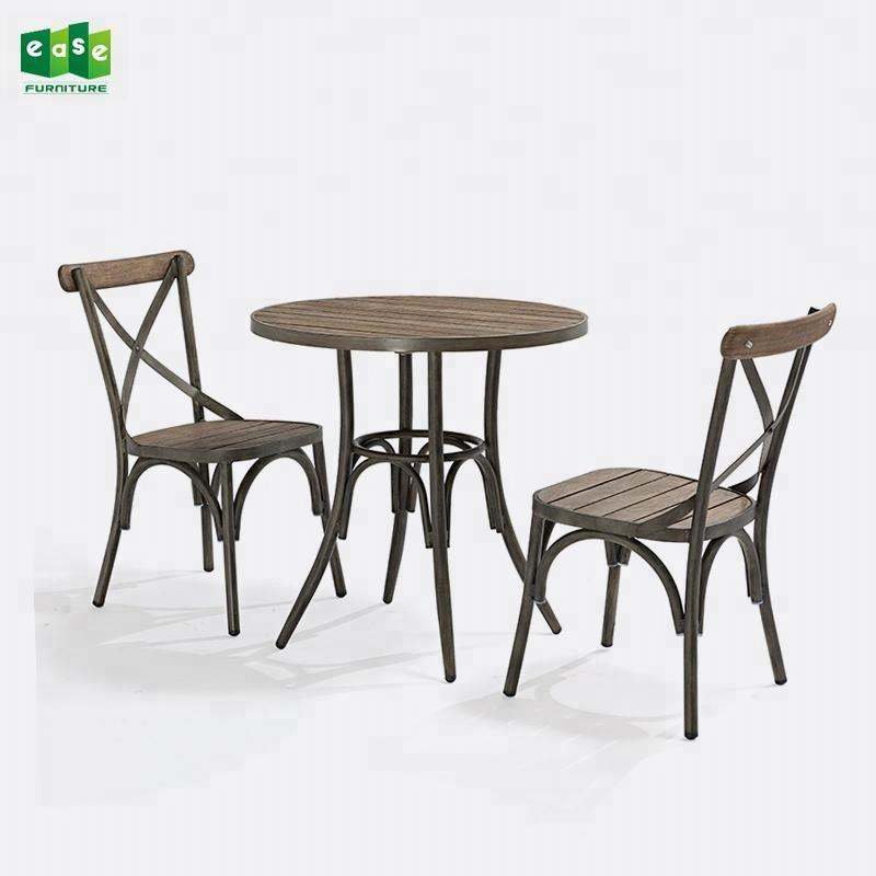 купить литые алюминиевые столы и стулья оптом из китая