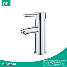 Special design chrome plated hot sales brass bathroom mixer tap family use
