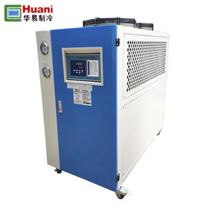 Cooling Capacity 50kw Air Cooled Water Chiller For Sale