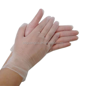disposable vinyl gloves powder free for food handling