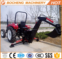 Big discount! 4x4 mini tractor with backhoe for sale