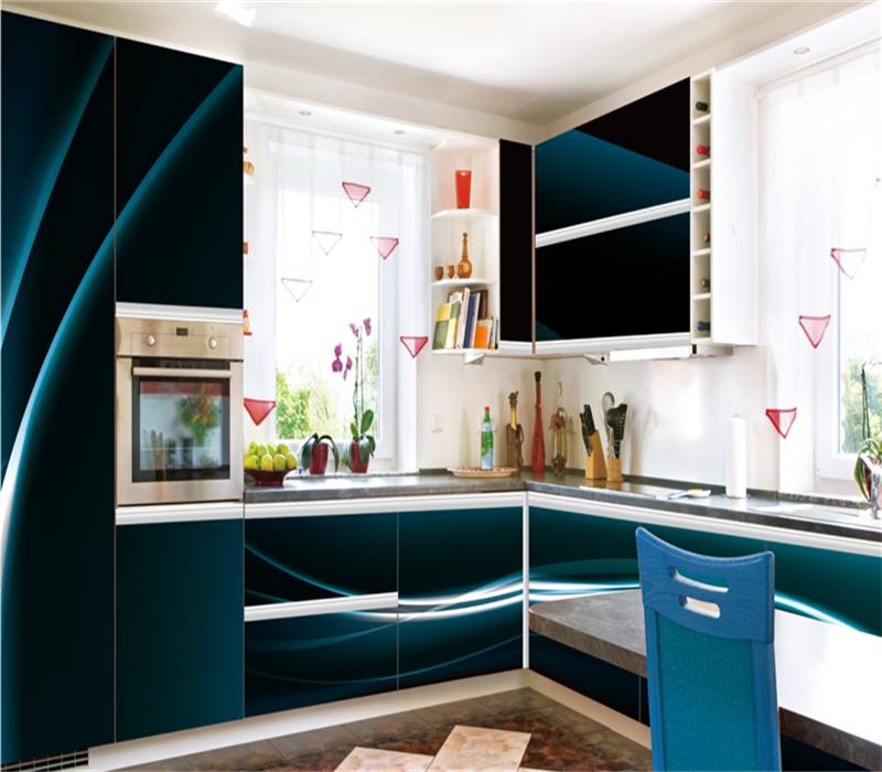 Bomei New Design 3d Fiberglass Kitchen Cabinets With Laminate Kitchen Cupboards Buy Fiberglass Kitchen Cabinets 3d Kicthen Cabinet Design Laminate Kitchen Cupboard Product On Alibaba Com