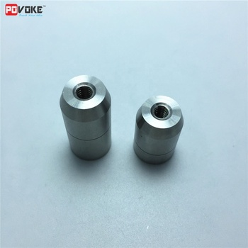 cnc machining turning milling parts with anodized/ stainless steel aluminum lathe parts