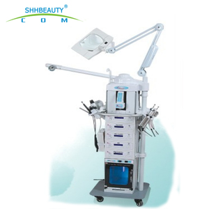 For beauty salon 2018 Professional multifunction facial beauty machine 19 in 1