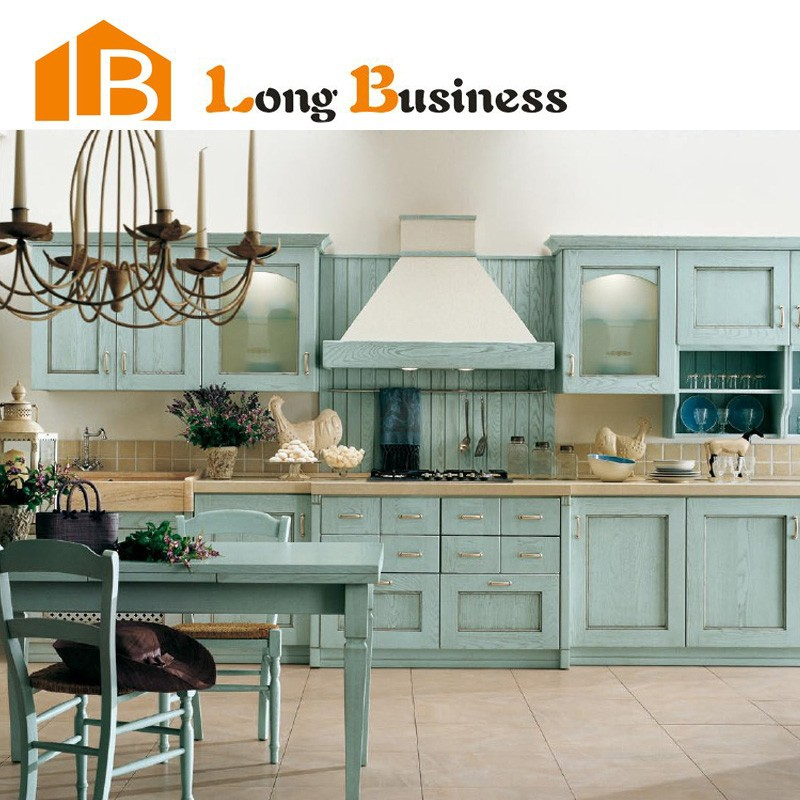 Lb Jx1056 Blue Lacquer Rta Kitchen Cabinets Online