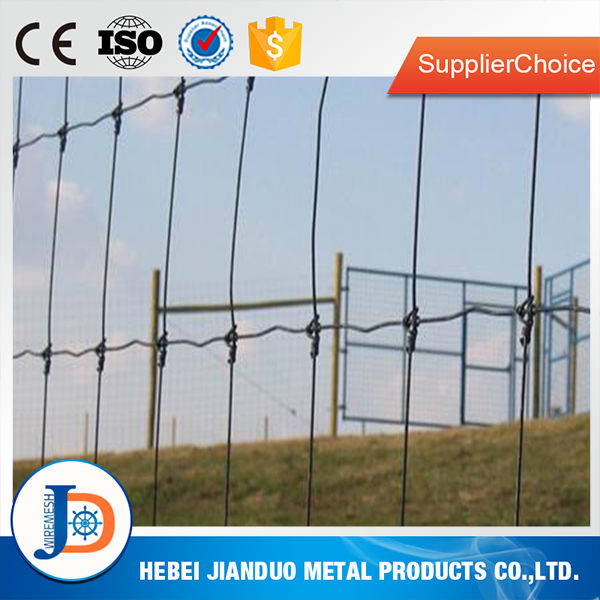 Best price high tensile hot dipped galvanized fixed knot field fence prairie fence for New Zealand