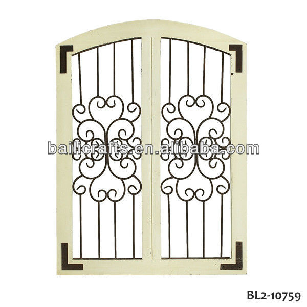 Ivory Arch Wall Decor - Buy Wall Decor,Metal Wall Decorations,Iron ...