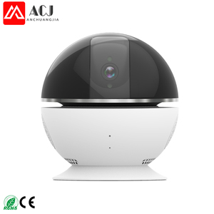 Indoor ip camera monitor system 360 degree