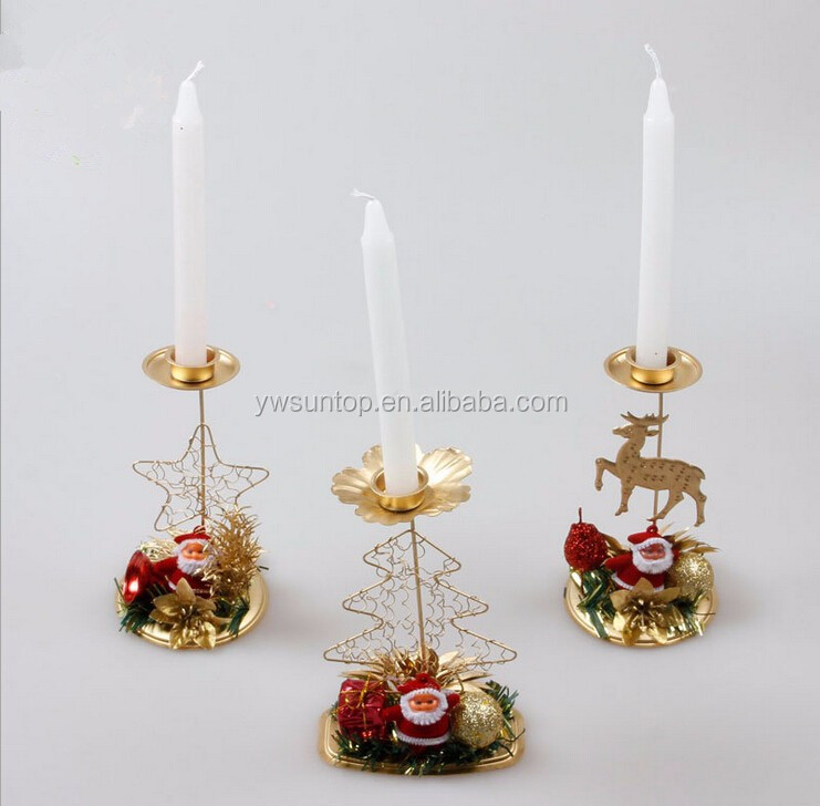 Metal Gold Candle Holder, Metal Gold Candle Holder Suppliers and ...