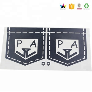 Crowmwin Hot Security Printing GPS Tracking Sticker