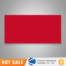 red color TV background ceramic brick wall tile