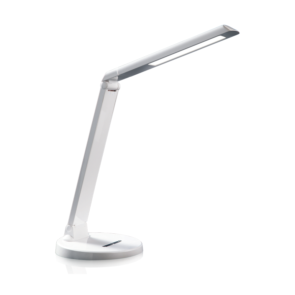 Eye-care Dimmable LED Desk Lamp,8 Brightness Levels Touch Ssensitive 5000K Led Table Lamp