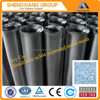 SS 304 Expanded Mesh/Small Hole Expanded Mesh/Expanded Metal Mesh Panel