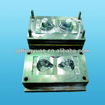LSR injection mold manufacturer, silicone injection mold for medical mask