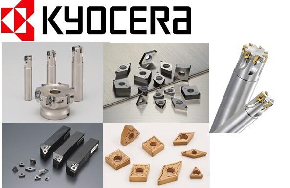 Kyocera Cutting Tools Carbide Inserts Cnc Machine Tools