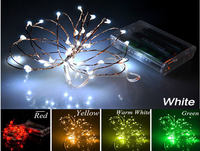 30Lights/3M Mini LED String Lights For Outdoor Street Decoration,Event String Lights