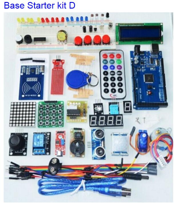 FB100 Starter Kit uno r3 kit DIY Electronic Component circuit board spare parts kit