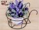 wire mesh flower stand, metal indoor plant stand,garden wire plant stands