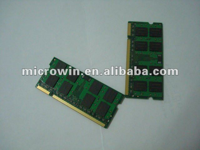 special price RAM DDR2 1GB for laptop stock supplier