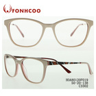 FONHCOO 2018 Cheap Kids Hand Made Acetate Optical Glasses Frames