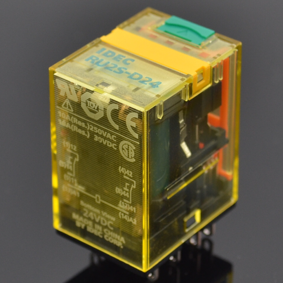 China Idec Relays Manufacturers And Suppliers On 8 Pin Relay Wiring Diagram