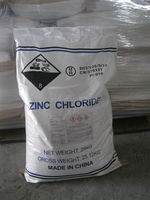 China Origin Industry Grade Zinc Chloride 96% Zinc Chloride for galvnized industry used