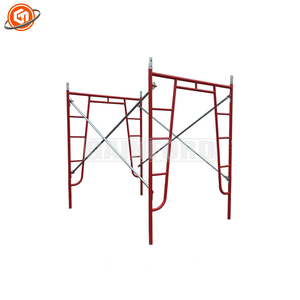 Andamio American Scaffolding H frame Scaffolding System ANSI Standard