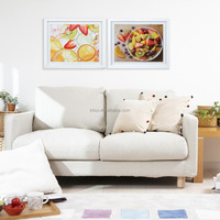 INTCO Dining Room Wall Decorative Picture Frame